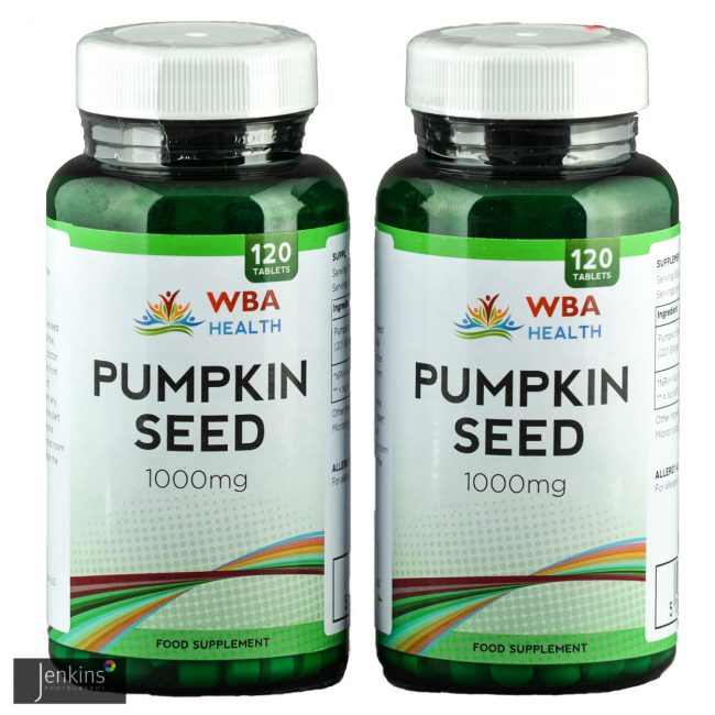 Pumpkin seed bottle